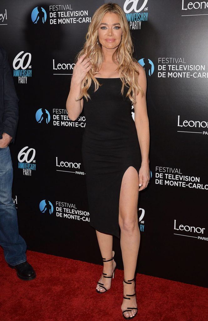 Denise Richards – Monte-Carlo Television Festival Party in LA 2020