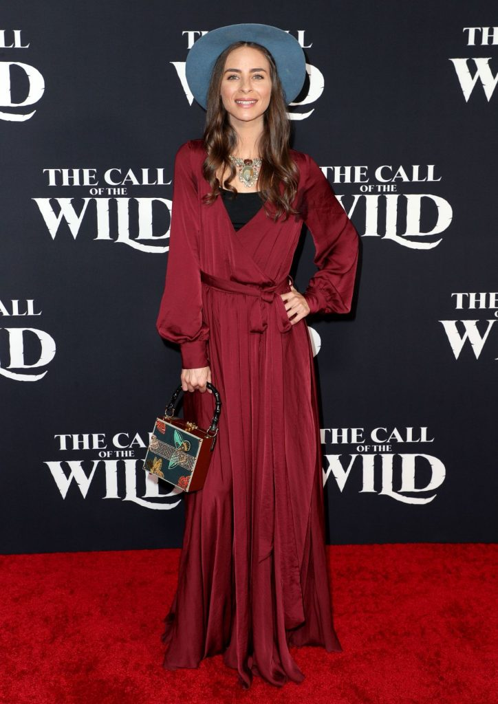 The Call Of The Wild Premiere in LA: Diana Carr (4 Photos)