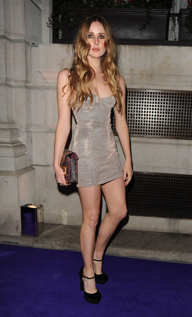 Diana Vickers – Arrive at the Sony BRIT Awards 2020 After-Party (4 Photos)