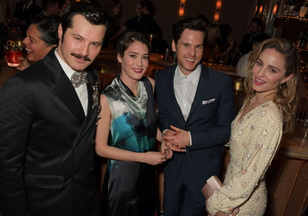 Dianna Agron – Netflix BAFTA After Party in London 2020 (5 Photos)