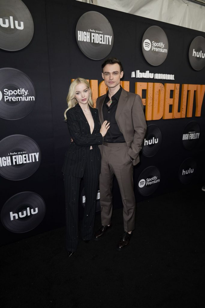 Dove Cameron – High Fidelity Premiere in New York 2020 (10 Photos)