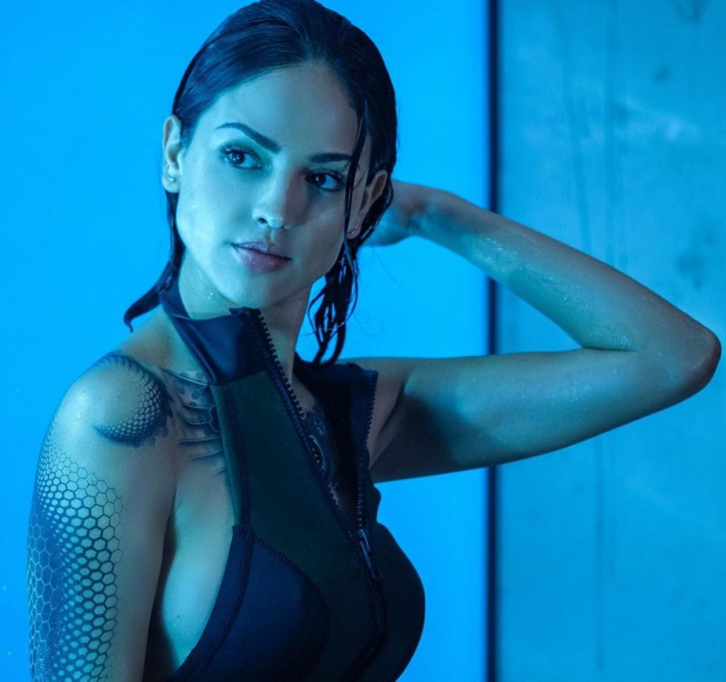 Eiza González – Bloodshot Promotional Material 2020 (2 Photos)