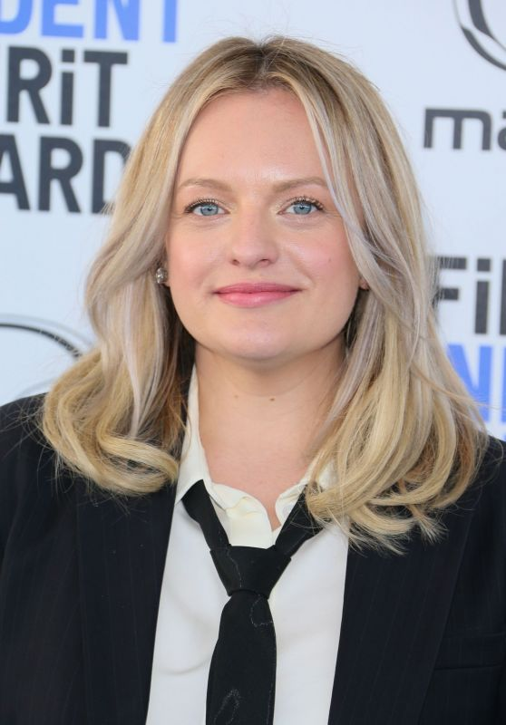 Film Independent Spirit Awards 2020 Portraits: Elisabeth Moss (18 Photos)