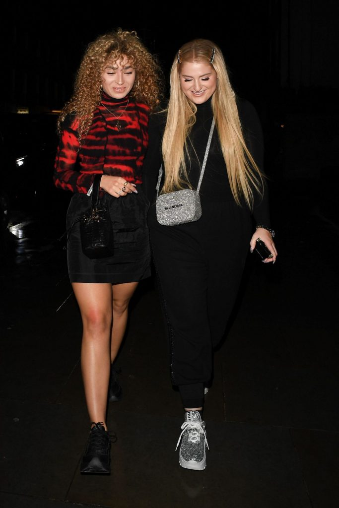 Ella Eyre – BRIT Awards 2020 Sony Music After Party in London (6 Photos)