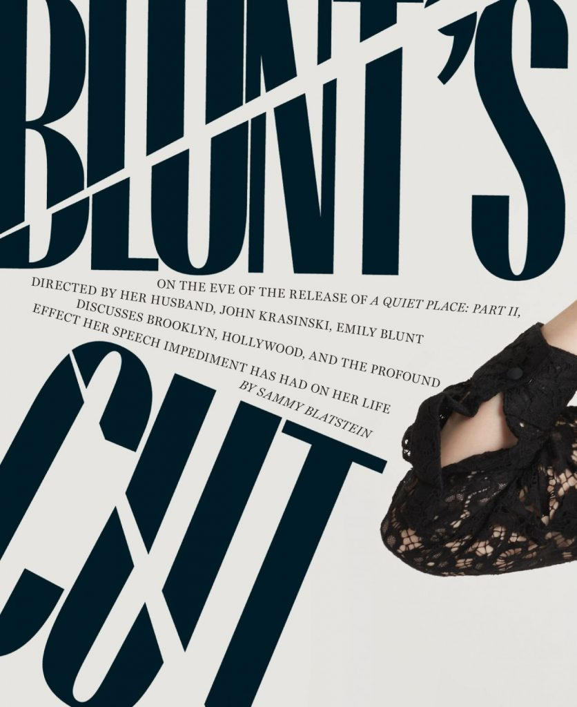 Emily Blunt – Marie Claire US March 2020 Issue (10+ Photos)