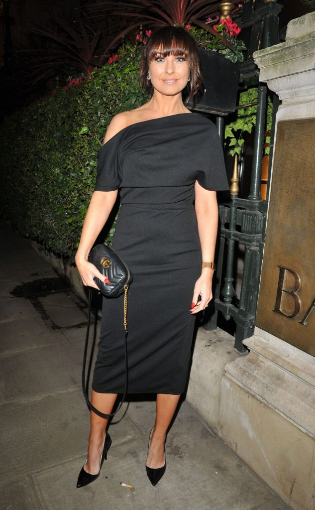 The Radio Times Covers Party in London 2020: Emma Barton (4 Photos)