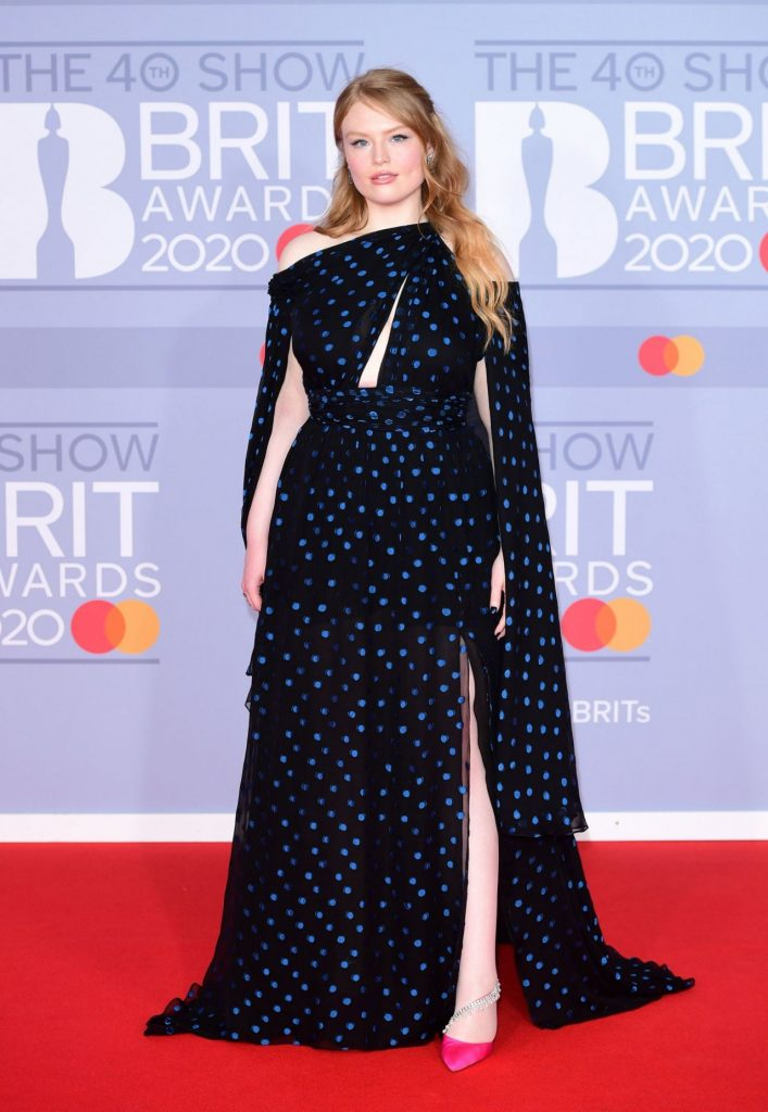 BRIT Awards 2020: Freya Ridings (2 Photos)