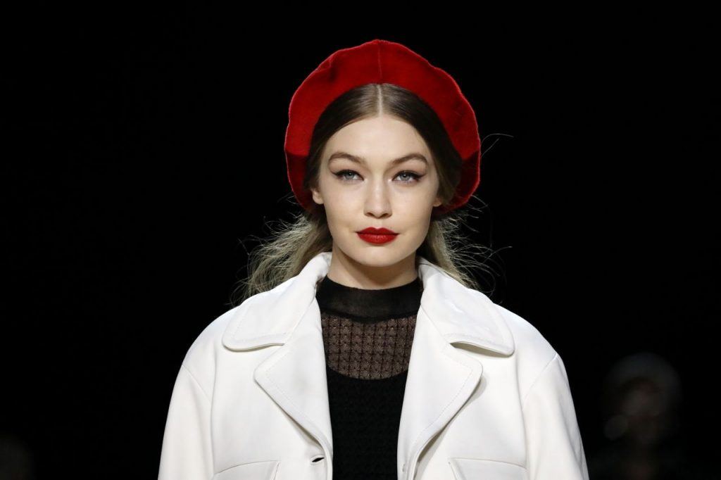 Marc Jacobs Fashion Show in NYC 2020: Gigi Hadid (9 Photos)