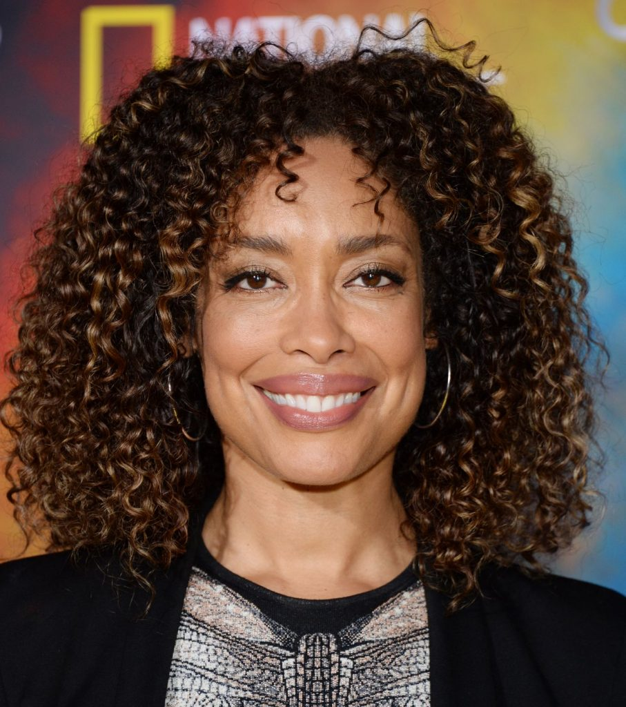 Cosmos Possible Worlds Premiere in LA: Gina Torres (3 Photos)
