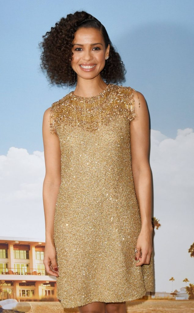Gugu Mbatha-Raw – Newport Beach Film Festival UK Honour in London 2020 (10 Photos)