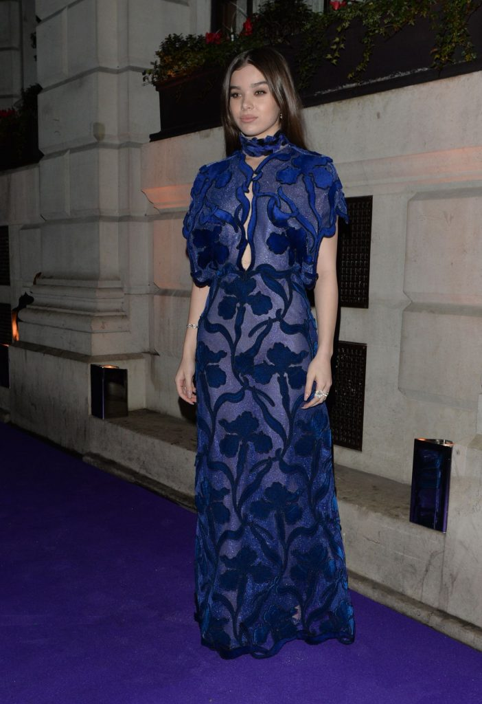 Hailee Steinfeld – Arrive at the Sony BRIT Awards 2020 After-Party (10 Photos)
