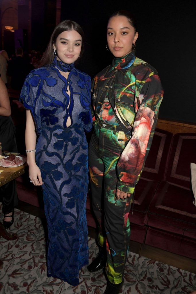 Hailee Steinfeld – The BRIT Awards 2020 After-Party (7 Photos)