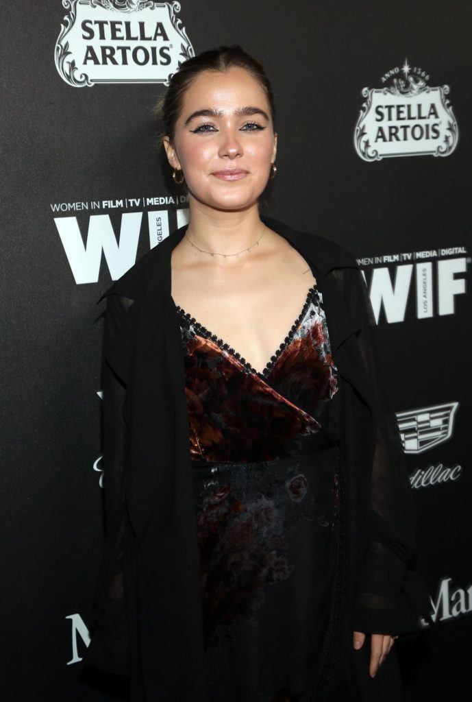 Haley Lu Richardson – Women in Film Female Oscar Nominees Party 2020 (9 Photos)