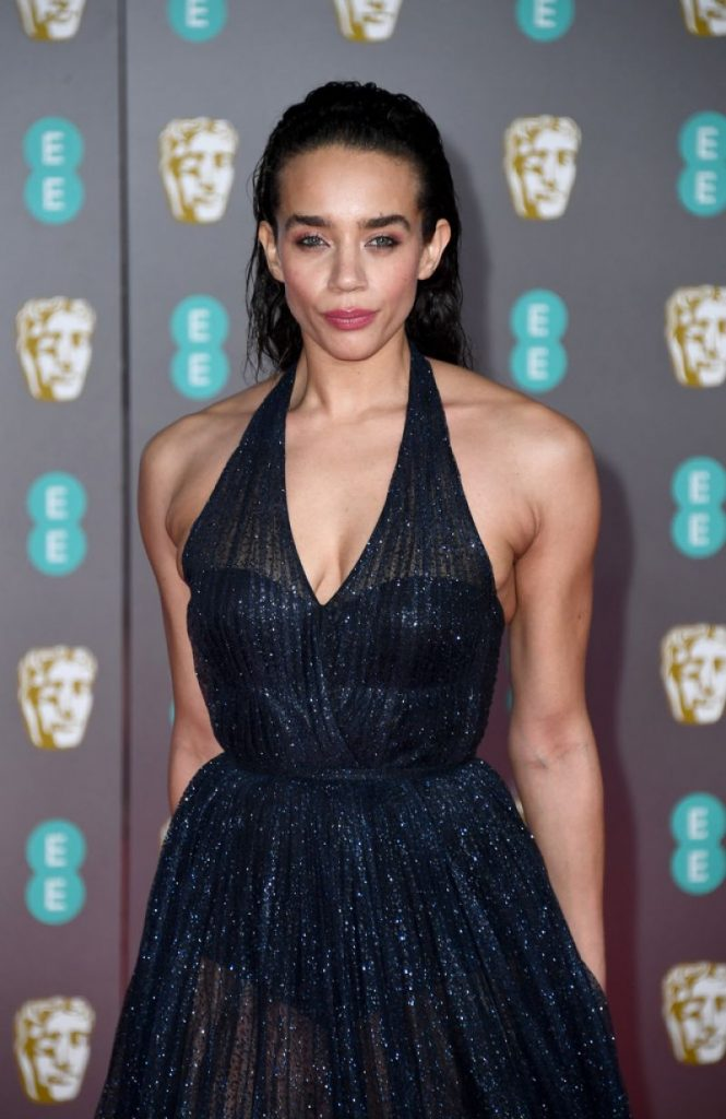 EE British Academy Film Awards 2020: Hannah John-Kamen (3 Photos)