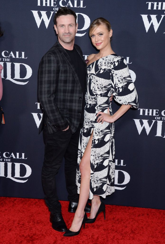 The Call Of The Wild Premiere in LA: Hayley Erin (7 Photos)
