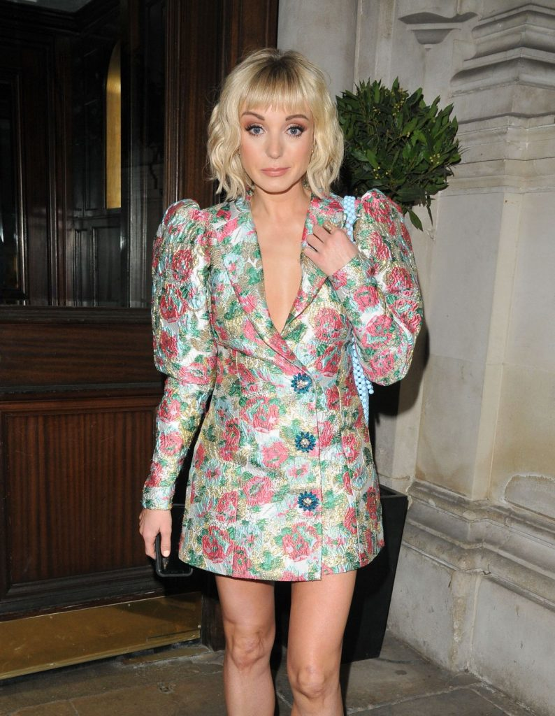 Helen George – The Radio Times Covers Party in London 2020 (6 Photos)
