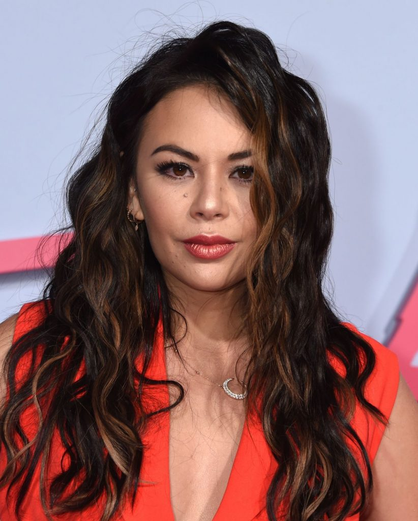 """Janel Parrish – """"To All The Boys: P.S. I Still Love You"""" Premiere (7 Photos)"""