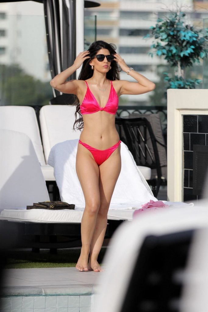 Jasmin Walia in a Bikini 2020 (20+ Photos)