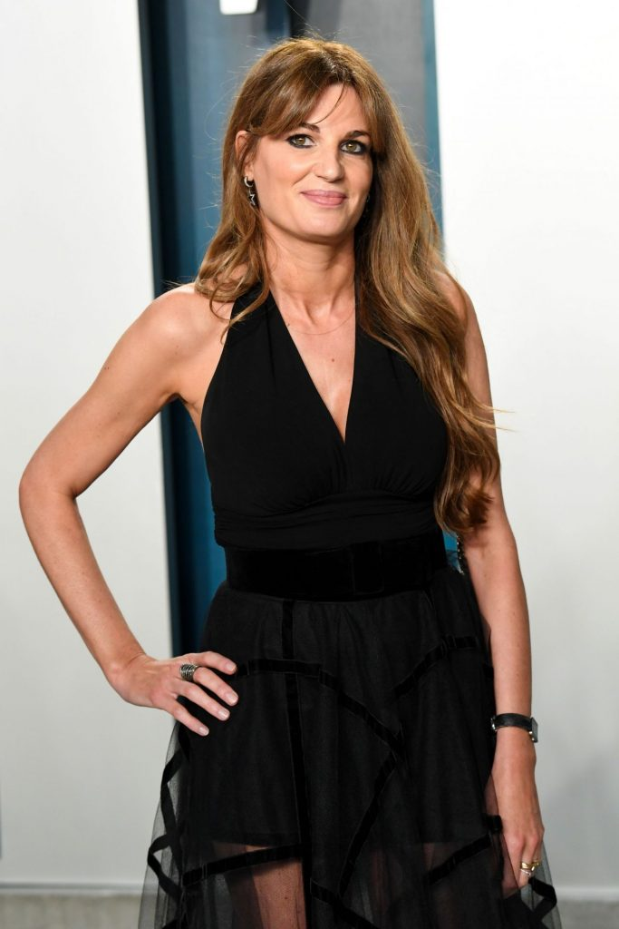 Vanity Fair Oscar Party 2020: Jemima Goldsmith (4 Photos)