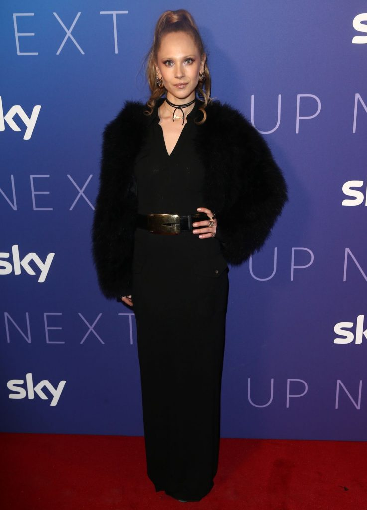 Sky Up Next 2020 in London: Juno Temple (3 Photos)
