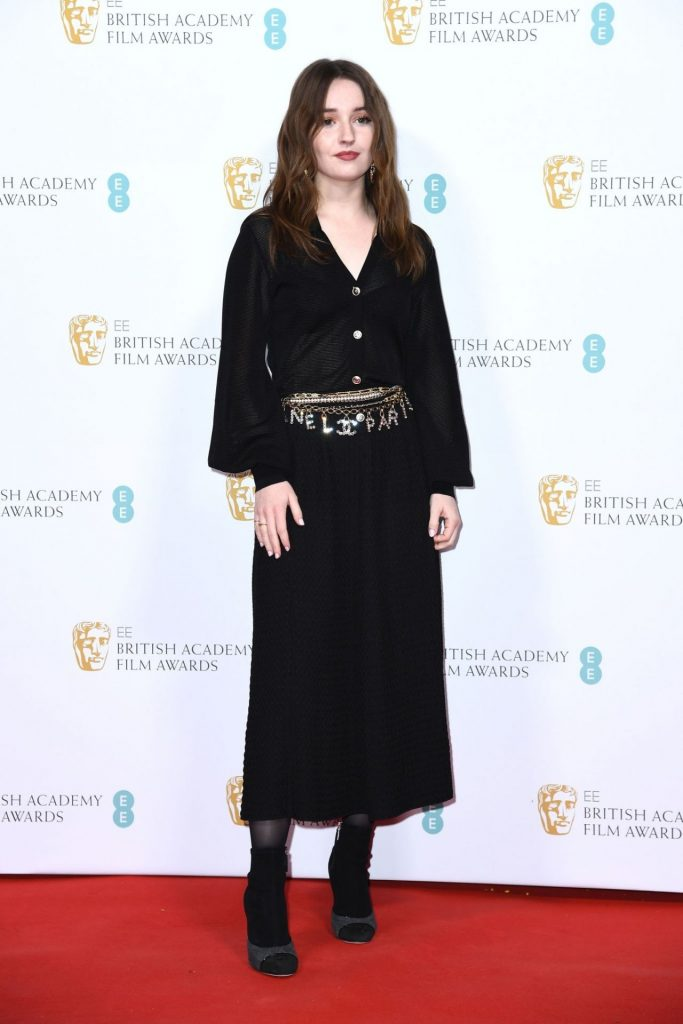 Kaitlyn Dever – EE British Academy Film Awards 2020 Nominees Party (9 Photos)