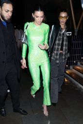 Kendall Jenner – Arrive at the Sony BRIT Awards 2020 After-Party (15 Photos)