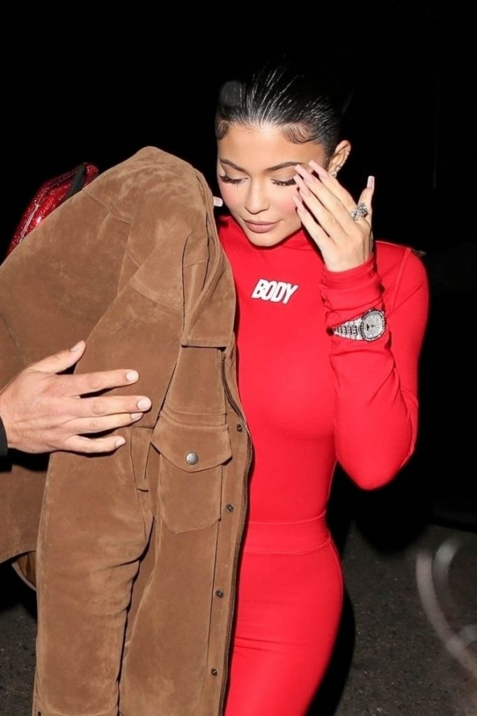 Kylie Jenner – The Nice Guy in West Hollywood 2020 (6 Photos)
