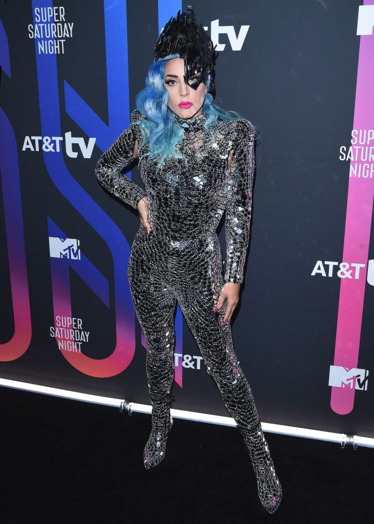 Lady Gaga – AT&T TV Super Saturday Night in Miami 2020 (13 Photos)