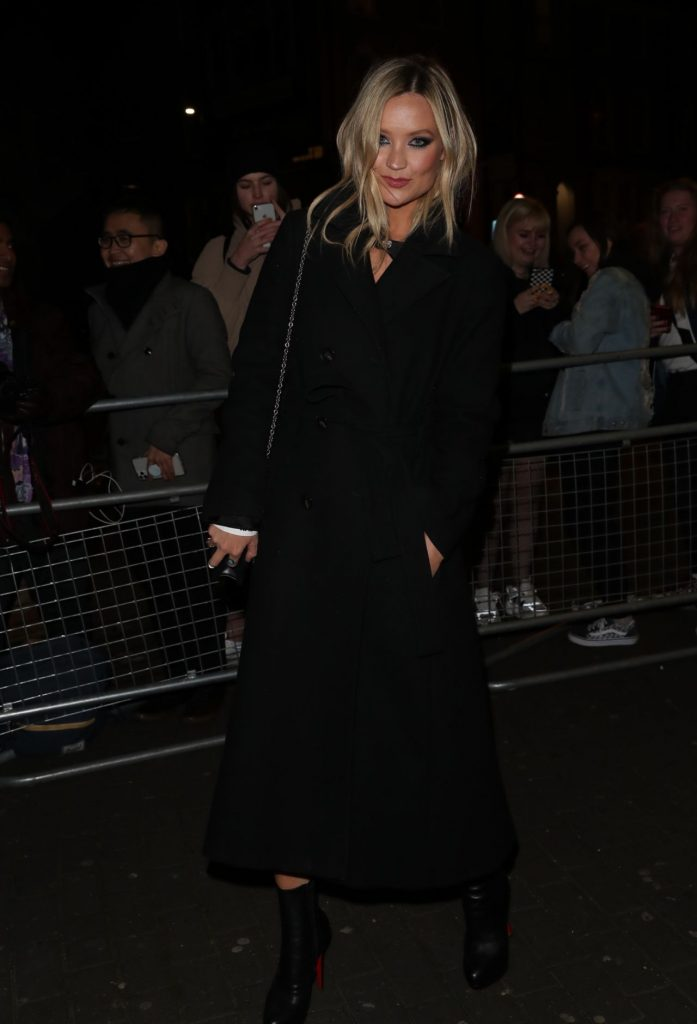 NME Awards 2020: Laura Whitmore (6 Photos)