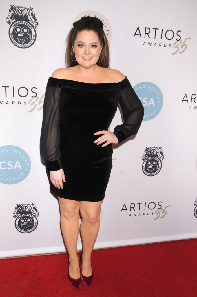 Lauren Ash – Casting Society Of America's Artios Awards in Beverly Hills 2020 (7 Photos)