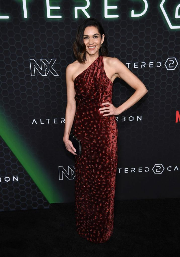 Altered Carbon Season 2 Photo Call in NYC 2020: Lela Loren (3 Photos)