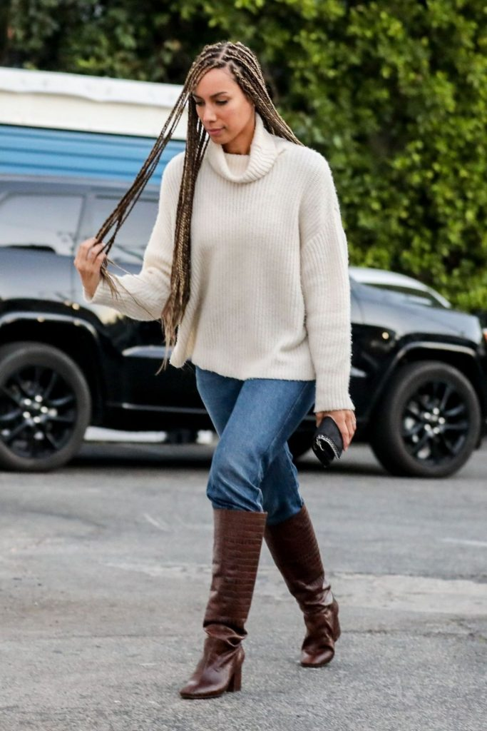 Leona Lewis – Out in West Hollywood 2020 (7 Photos)