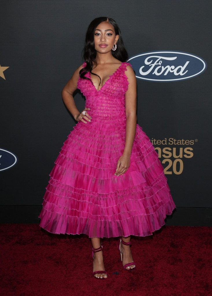 NAACP Image Awards 2020: Lexi Underwoodn (6 Photos)