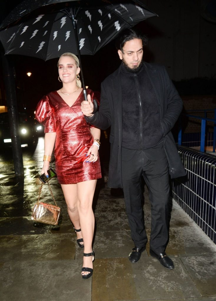 NME Awards Afterparty in London 2020: Lilly Taylor (7 Photos)