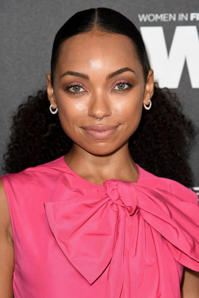 Women in Film Female Oscar Nominees Party 2020: Logan Browning (10 Photos)