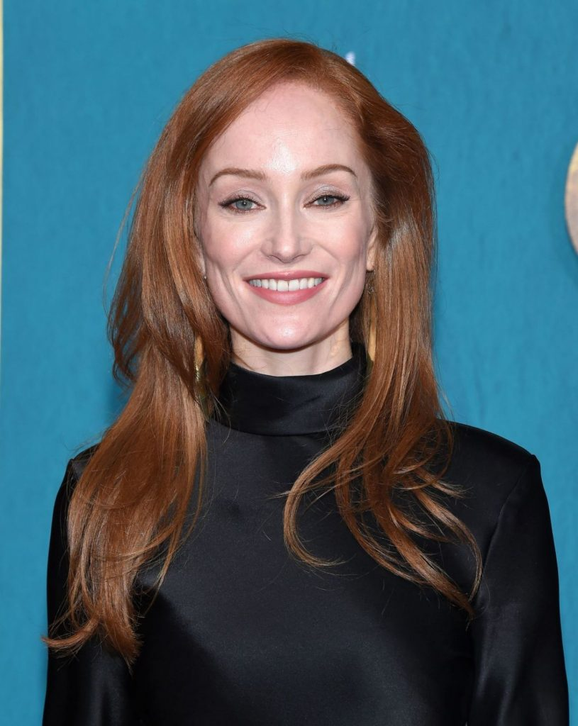 Outlander TV Show Season 5 Premiere in LA: Lotte Verbeek (9 Photos)