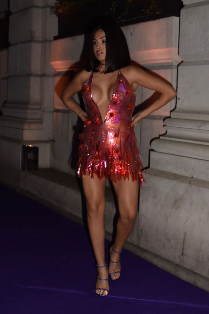 Mabel – Arrive at the Sony BRIT Awards 2020 After-Party (10 Photos)