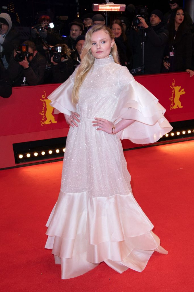 My Salinger Year Premiere at Berlinale 2020: Maria Dragus (10 Photos)