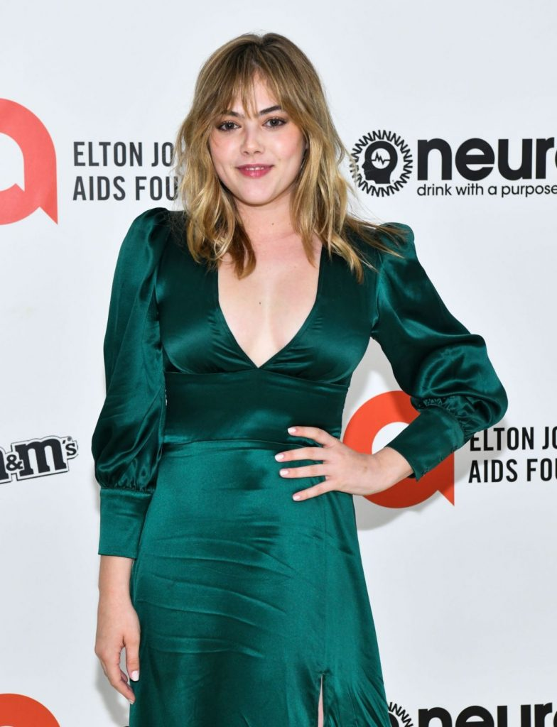 Elton John AIDS Foundation Oscar 2020 Viewing Party: McKaley Miller (7 Photos)