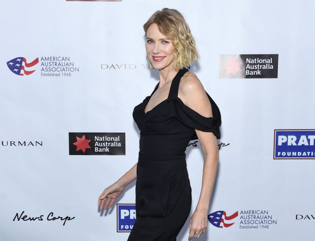 AAA Arts Awards Gala in New York 2020: Naomi Watts (4 Photos)