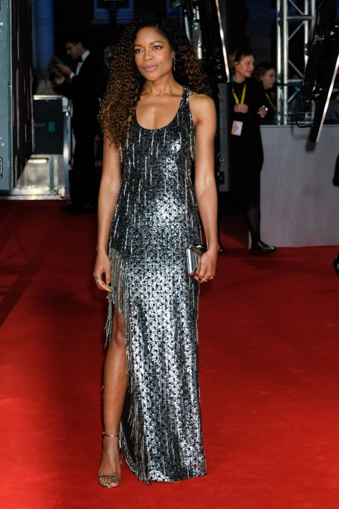 EE British Academy Film Awards 2020: Naomie Harris (4 Photos)