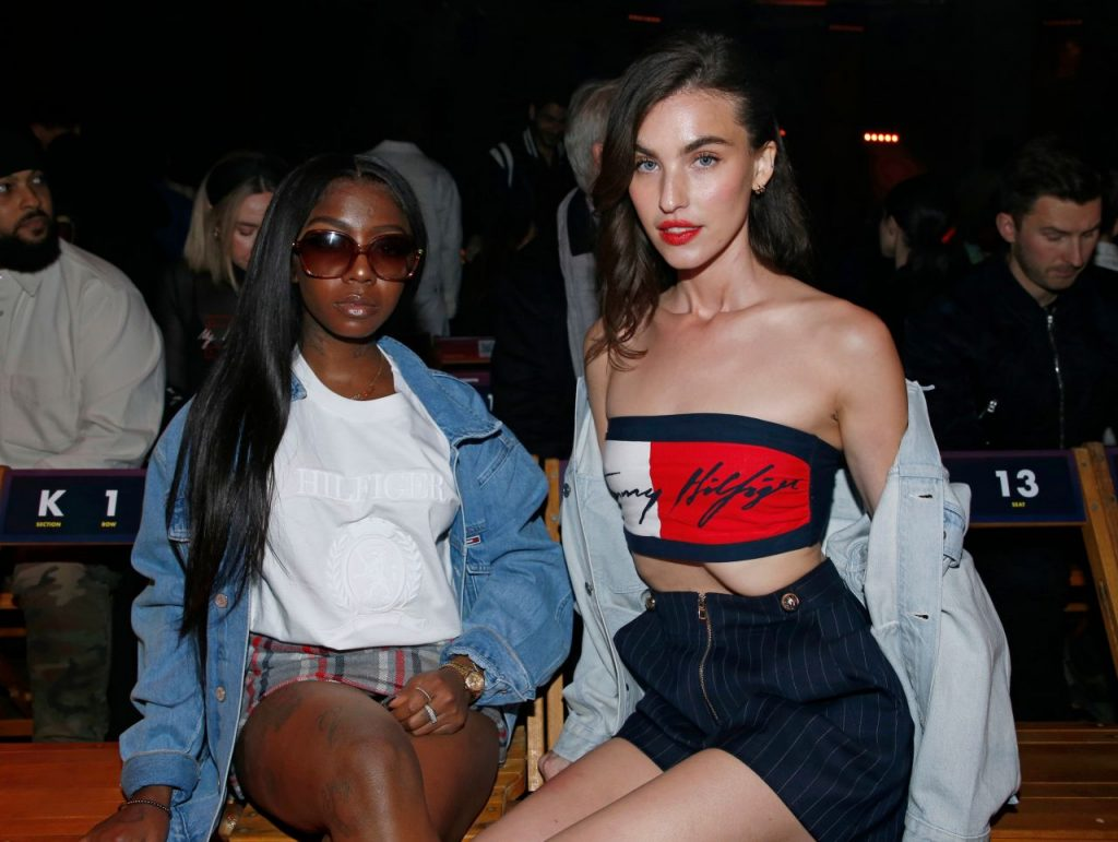Tommy Hilfiger Show at LFW 2020: Rainey Qualley (7 Photos)