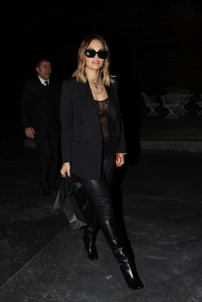 Rita Ora – Out in West Hollywood 2020 (5 Photos)