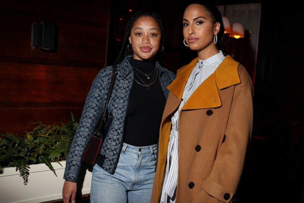 Coach Show Afterparty at NYFW 2020: Salem Mitchell (6 Photos)