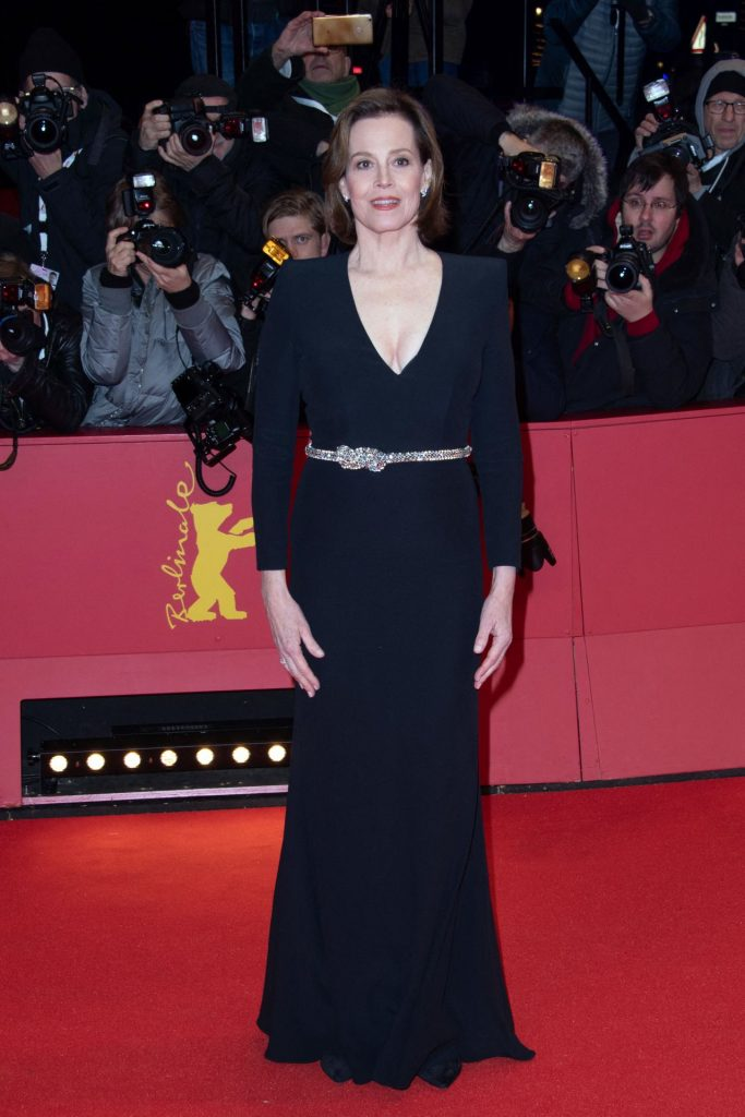 My Salinger Year Premiere at Berlinale 2020: Sigourney Weaver (16 Photos)