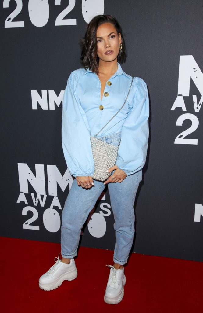 NME Awards 2020: Sinead Harnett (8 Photos)