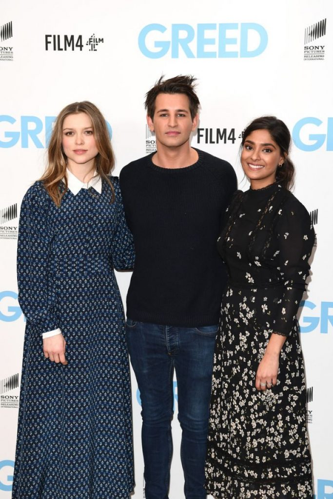 Greed Special Screening in London: Sophie Cookson (6 Photos)