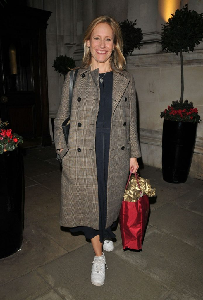 The Radio Times Covers Party in London 2020: Sophie Raworth (4 Photos)