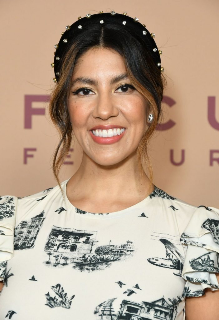 Emma Premiere in Los Angeles: Stephanie Beatriz (4 Photos)