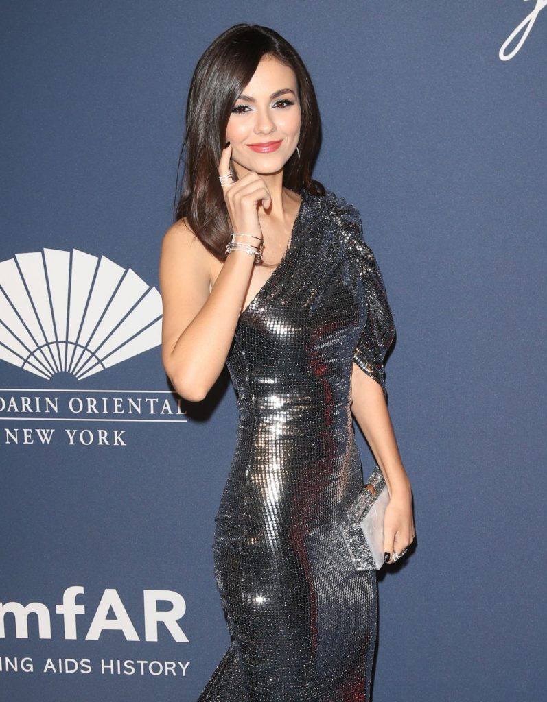 amfAR Gala 2020 Benefit For AIDS Research: Victoria Justice (17 Photos)